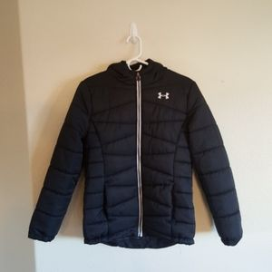 Youth XL Boys Under armour winter coat